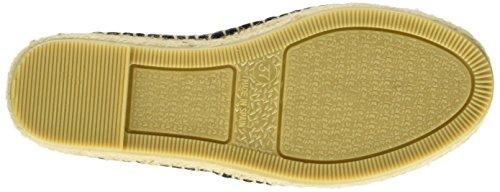 Trussardi Jeans 79s05749, Baskets Femme Noir (19 Nero)