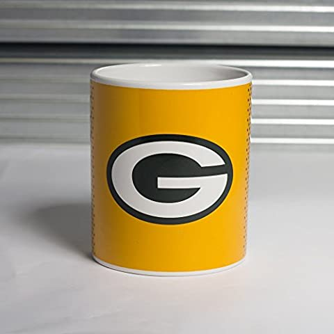 Forever Collectibles NFL Green Bay Packers Fade Mug