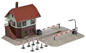 FALLER 222171  - Cruce de ferrocarril con enclavamiento