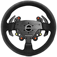 ThrustMaster - Volante TM Rally Wheel Add-On Sparco R383 Mod (Playstation)