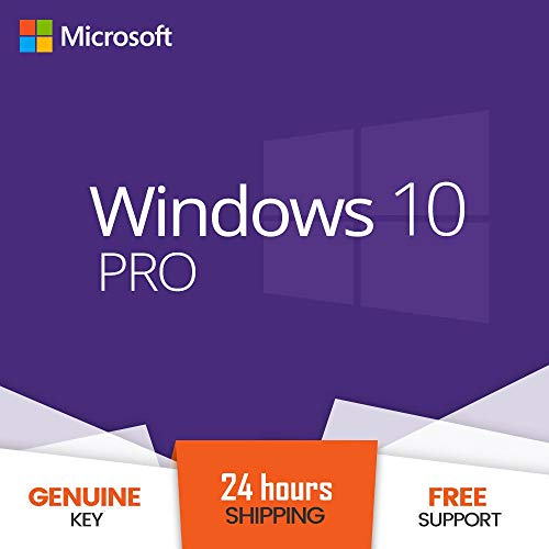 WINDOWS 10 PRO PROFESSIONAL 32/64 BiT - [KEY] [PC] e-Mail Delivery ! Fast & Quality