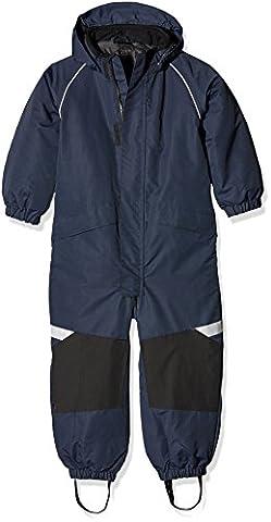 NAME IT Jungen Schneeanzug Nitwind K Snowsuit Dress Blue FO 316 Blau (Dress Blues), 104