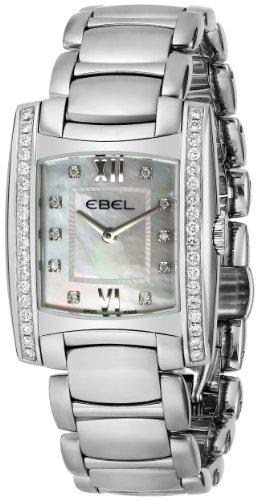 Ebel 1215779 - Orologio da polso da donna