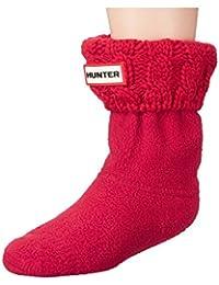 Calcetines Hunter Kids Rojo