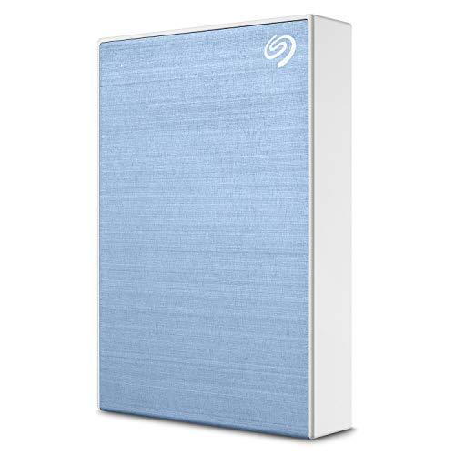 Seagate Backup Plus Portable 4TB externe tragbare Festplatten für PC und Mac (6,35 cm (2,5 Zoll)) blau