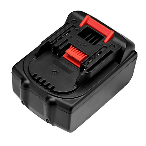 Powerextra Batterie Li-ion 18V 4000mAh Batterie de rechange pour Makita BL1830BL1840BL1850BL1815&