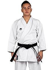 Venum GI Challenger - Traje de karate unisex, color blanco, 200 cm