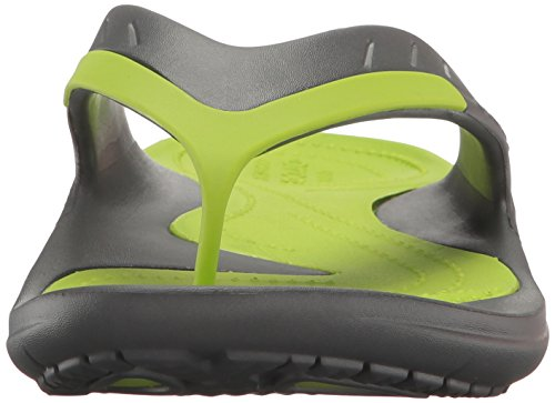 Crocs Modi Sport Graphite/Volt Green