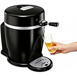 Mini tirador de cerveza, Princess 282992 -65 W, color negro