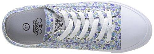 Le Temps des Cerises Damen Origin/E17 Flach Bleu (LIBERTY BLUE)