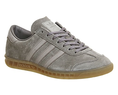 adidas Hamburg Granite Grey Clear Grey Gum Grau