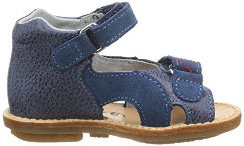 Minibel Kelony Baby Jungen Lauflernschuhe Blau - Bleu (10 Jean/Jean)