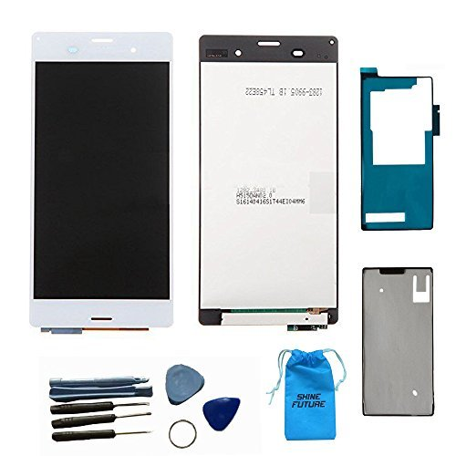 Shine future LCD-Display Touchscreen Digitizer Assembly Marche Sony Xperia Z3D6603D6643D6653L55u L55t