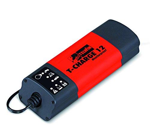TELWIN T-Charge 12 Chargeur de Batterie Lithium () 55 W 230 V Noir/Rouge