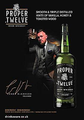 Proper No. Twelve Triple Distilled Whisky (1 x 700 ml)
