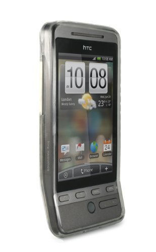 Proporta Mizu Shell for HTC Hero (Clear) (Transparent)