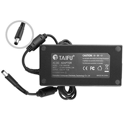 TAIFU 19.5V 11.8A 230W Adaptador de CA para ASUS ROG G750JH G751JT G752VS G20 G20AJ Terrans Force X511 Gaming Cargador ordenador portátil HP 230W Laptop Power Supply Cord AT895AA 535592-001 609946-001 613159-001 693706-001 693714-001 for EliteBook 8460W 8540P 8560P 8570W 8740W 8760W 8770W, ProBook 6360B 6465B 6545B 6560B 19.5V 230W fuente de alimentación