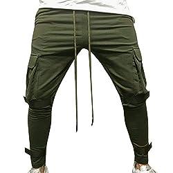 Cebbay Pantalones de Ch...