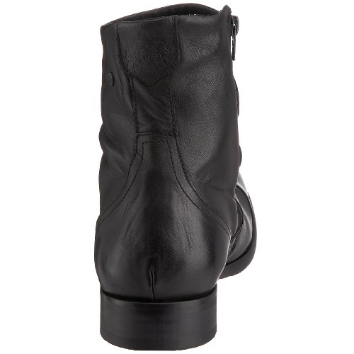 Base London Keystone, Boots homme Noir (Waxy Black)