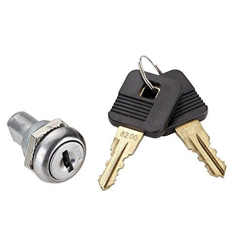 ALYCO 190615 - Cerradura + 2 llaves para carro