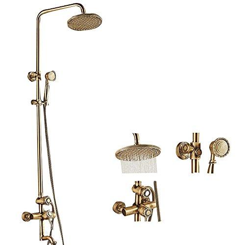 kjht-european-style-di-rame-antico-ascensore-doccia