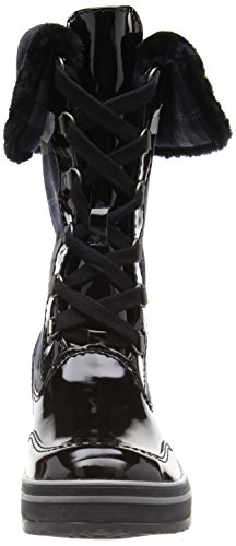 Rocket Dog - Stivali, Donna Negro (black ramones)