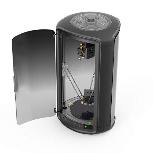 Wisamic Impresora Delta 3D - Control remoto WIFI, sin ruido, calibración automática,...