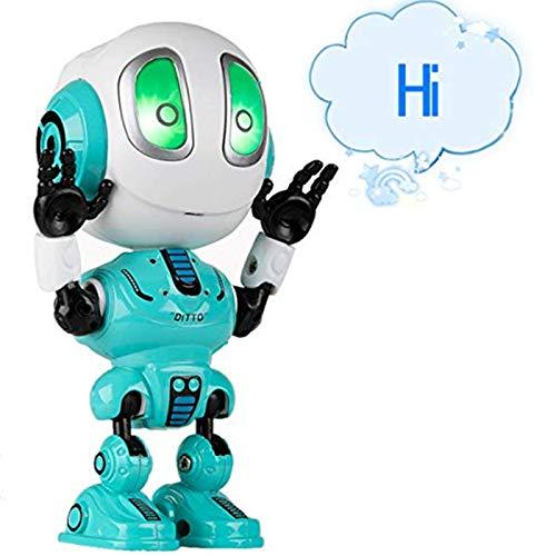 Spaß Aufnahme Reden Roboter für Jungen kleine Kinder Spielzeug, Bildung Spielzeug für Kleinkinder Kinder Geburtstag Geschenke Geschenke für 3-12 Jahre alte Jungen Spielzeug Alter 3-12 (Jungen, Spielzeug Alten Jahre 9)