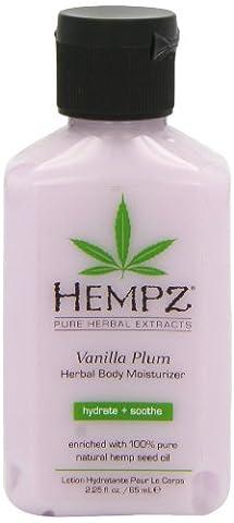 Hempz Vanilla Plum Moisturiser 65ml