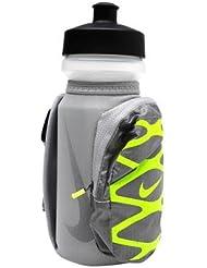 Nike Storm Cantimplora hidratación Running 180ml-Negro