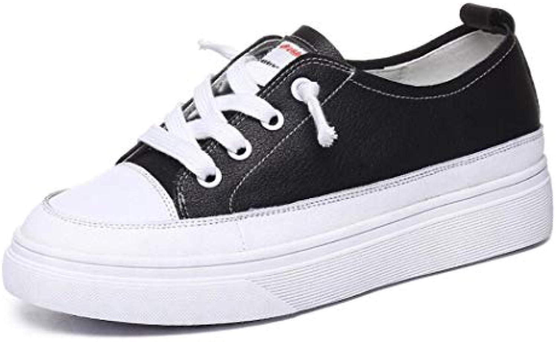 Scarpe da Donna Cunei nascosti scarpe da ginnastica di Moda Moda Moda Stivaletti avvioie Platform Heel Low Help Top Casual Sports (Coloreee... | Usato in durabilità  | Sig/Sig Ra Scarpa  ada586