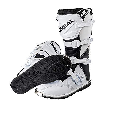 O'Neal Rider Boot MX Stiefel Weiß Moto Cross Enduro Motorrad, 0329-2, Größe 46 - 5