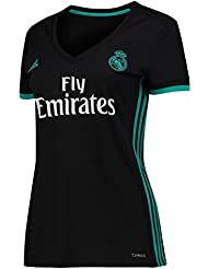 Adidas a jSY W T-shirt Maillot Real Madrid 2017 – 2018, femme