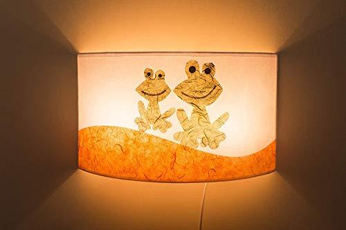 Lámpara de pared artesanal, ideal habitación infantil, dibujos originales. Decorativa, Moderna.