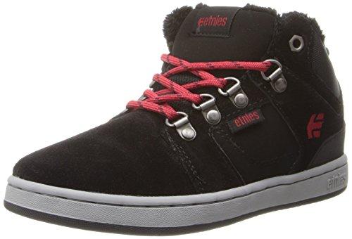 Etnies - Kids High Rise, Scarpe Da Skateboard per bambini e ragazzi, nero (001/black), 36