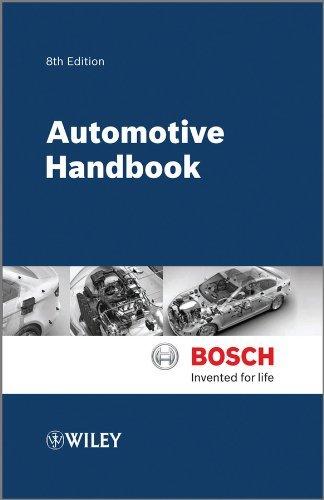 Automotive Handbook by Robert Bosch GmbH (2011-07-18)