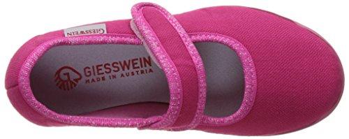 Giesswein Mädchen Liebstedt Flache Hausschuhe Pink (364 / himbeer)