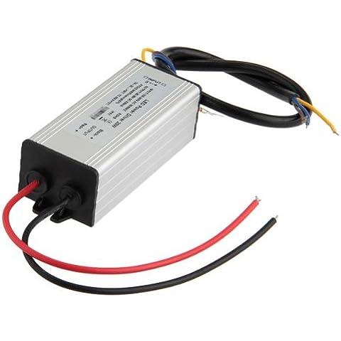 Fuente de Alimentación LED Impermeable IP67 20W 600MA Nuevo