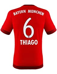 Jersey Adidas FC Bayern Munich 2015-2016 Home - Thiago Alcantara [Size XXXL]