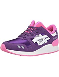 Asics Youths Gel-Lyte III Leather Trainers