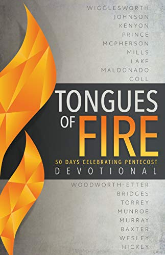 Tongues of Fire Devotional: 50 Days Celebrating Pentecost (English Edition)