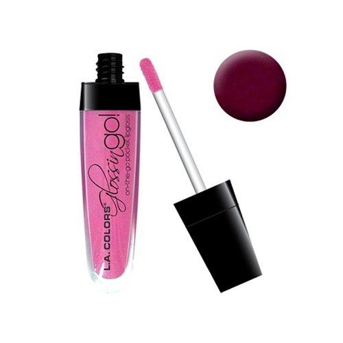 (3 Pack) LA COLOR Glossin Go Lip Gloss - Irresistible