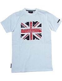 Admiral T-Shirt Uomo AD2024 in Cotone con Stampa (White) f449d2f6799