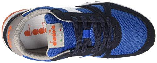 Micro Low Diadora Sneaker erwachsene blu Unisex blu Profondo Blau 90 Run Hals q6X6WarwPF