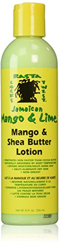 Jamaican Mango and Lime Mango Shea Butter Lotion, 240ml