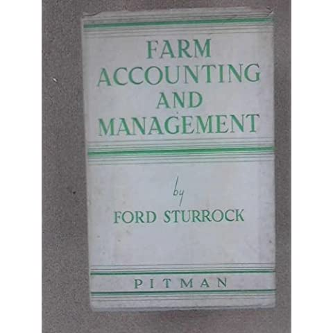 FARM ACCOUNTING AND MANAGEMENT