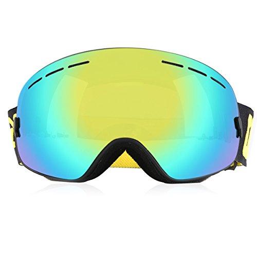 6fd72202d2cb5 Masques et lunettes Ski Lunettes de protection UV400 Lunette ...