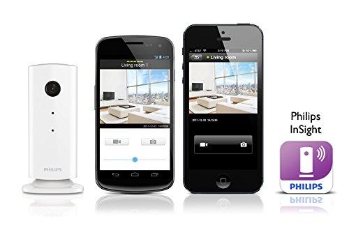 Philips M100E/05 In.Sight Wireless Home Monitor