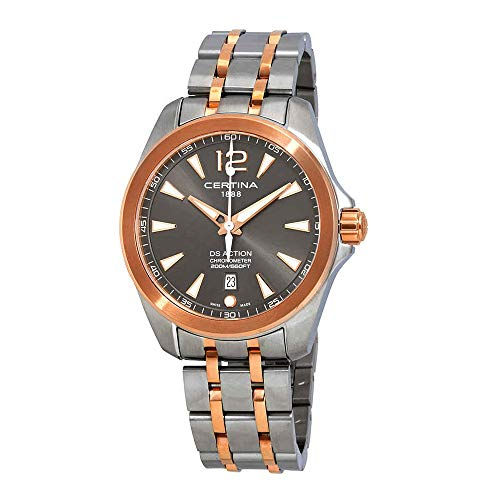 Certina DS Action Herren-Armbanduhr 41mm Batterie C032.851.22.087.00