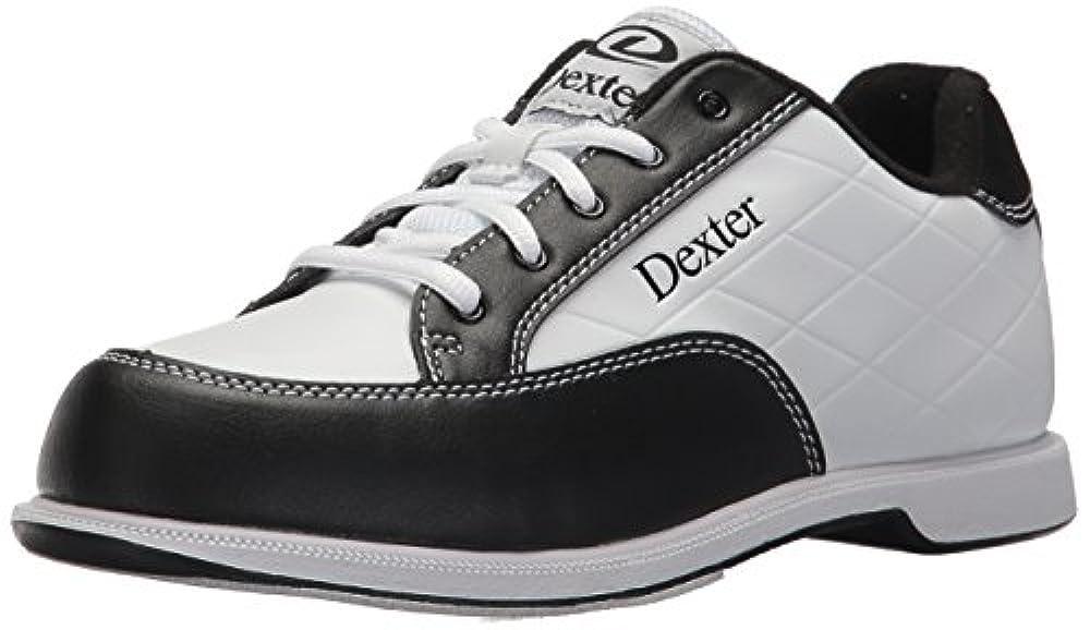 Dexter Herren Groove III Damen Wht/Blk, Weiß/Schwarz, Gr. 8, 5